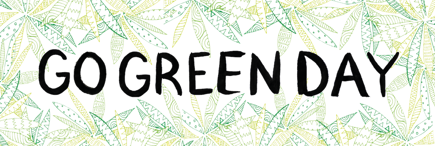 5 top tips from Size of Wales to help you 'go green' for Go Green Day